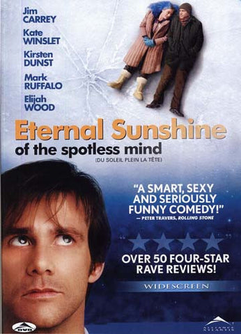 Eternal Sunshine of the Spotless Mind (Widescreen) DVD Movie