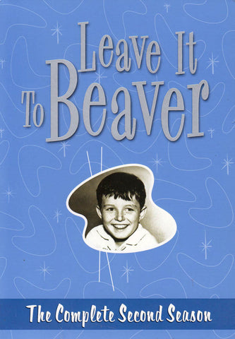 Leave It to Beaver - The Complete Season 2 (Boxset) DVD Movie