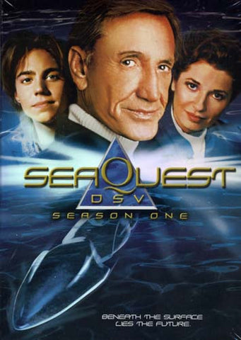 Seaquest DSV - Season One (1) (Boxset) DVD Movie