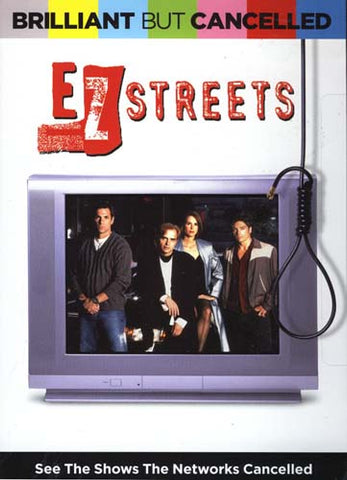 Brilliant But Cancelled - EZ Streets DVD Movie
