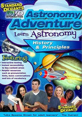 The Standard Deviants - Astronomy Adventure - Learn Astronomy History and Principles