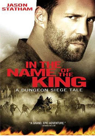 In the Name of the King - A Dungeon Siege Tale (Bilingual) DVD Movie