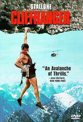 Cliffhanger DVD Movie