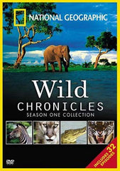 National Geographic - Wild Chronicles Volume 1 and 2 - Season One (Boxset)