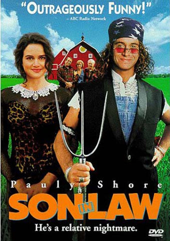 Son-In-Law DVD Movie
