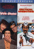 Brain Donors/Critical Condition (Double Feature) DVD Movie