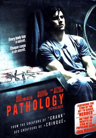 Pathology (Bilingual) DVD Movie