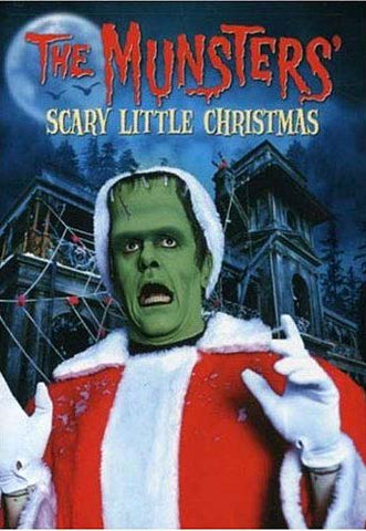 The Munster's Scary Little Christmas DVD Movie