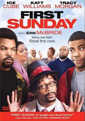 First Sunday DVD Movie