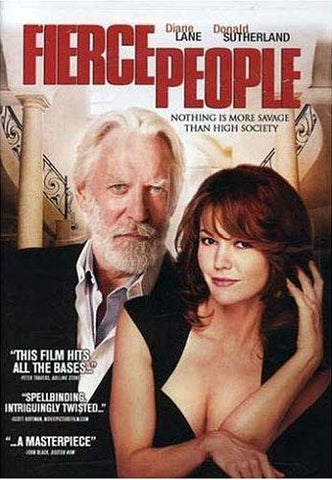 Fierce People DVD Movie
