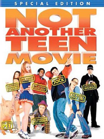 Not Another Teen Movie - Special Edition DVD Movie
