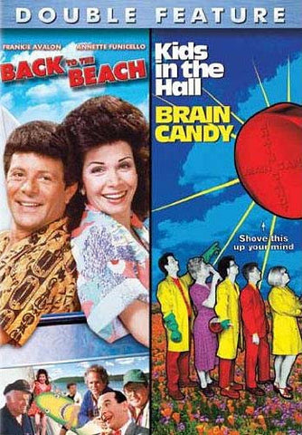 Back To The Beach/Brain Candy (Double Feature) DVD Movie