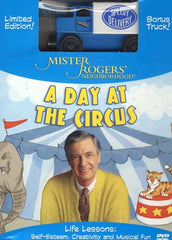 Mister Rogers' Neighborhood - A Day at the Circus (with Toy) (Boxset)
