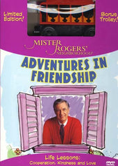 Mister Rogers' Neighborhood - Adventures in Friendship (with Toy) (Boxset)