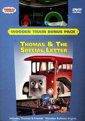 Thomas and Friends - Thomas and the Special Letter (With Wooden Train) (Boxset)