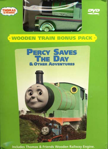 Thomas and Friends - Percy Saves the Day and Other Adventures (With Toy) (Boxset) (LG) DVD Movie