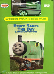 Thomas and Friends - Percy Saves the Day and Other Adventures (With Toy) (Boxset) (LG)