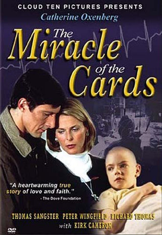 The Miracle of the Cards (Blue Cover) DVD Movie