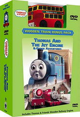 Thomas and Friends - Thomas and the Jet Engine and Other Adventures (With Toy Train) (Boxset)