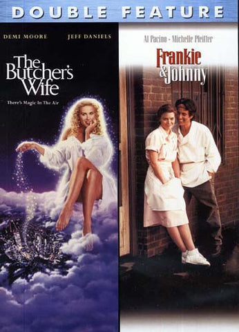 The Butcher's Wife/Frankie and Johnny DVD Movie