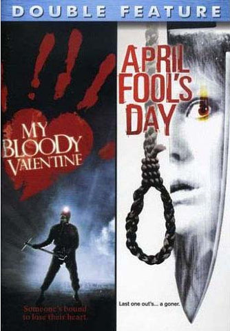 My Bloody Valentine / April Fool s Day (Double Feature) DVD Movie