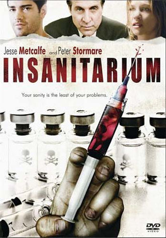 Insanitarium DVD Movie