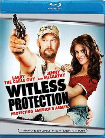 Witless Protection (Blu-ray) BLU-RAY Movie