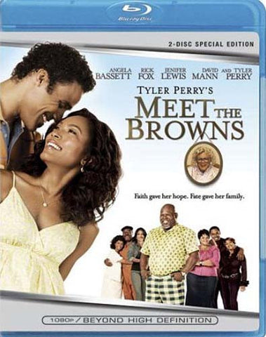Meet The Browns (With Digital Copy) (Blu-ray) BLU-RAY Movie