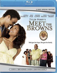 Meet The Browns (With Digital Copy) (Blu-ray)