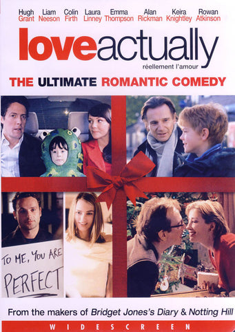 Love Actually (Widescreen Edition) (Bilingual) DVD Movie