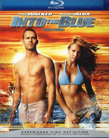 Into the Blue (Blu-ray) BLU-RAY Movie