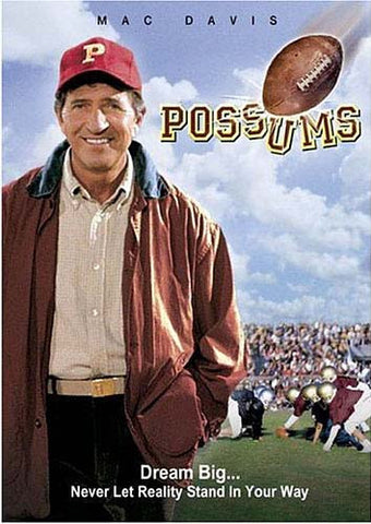 Possums DVD Movie