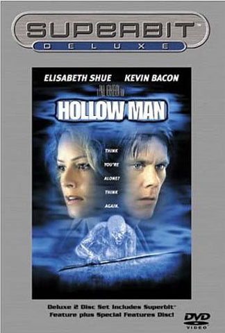 Hollow Man (Superbit Deluxe Collection) DVD Movie