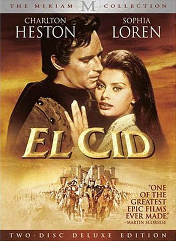 El Cid (Two-Disc Deluxe Edition) (The Miriam Collection) (Bilingual) DVD Movie