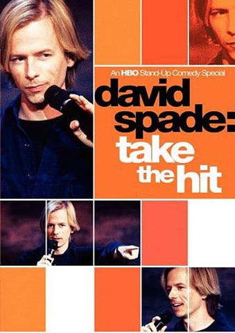 David Spade - Take the Hit DVD Movie