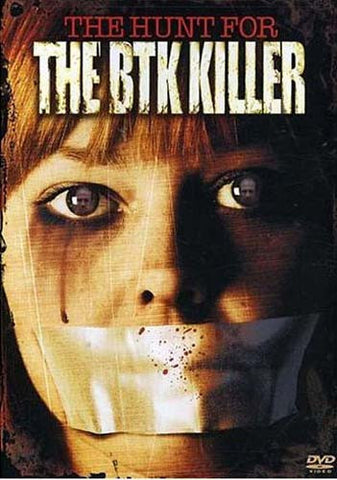 The Hunt for the BTK Killer DVD Movie