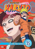 Naruto - The Evil Hand Revealed - Vol. 15 DVD Movie