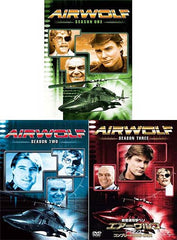 Airwolf - Season 1 / 2 / 3 (Boxset) (3 pack)