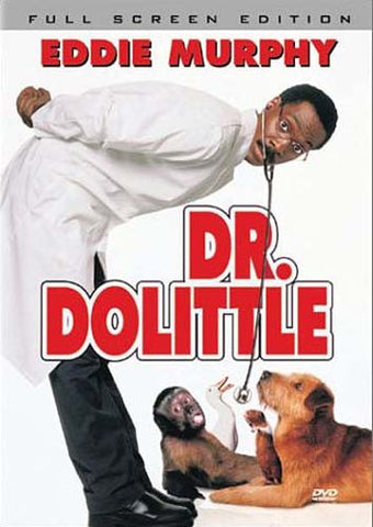 Dr. Dolittle (Full Screen Edition) DVD Movie