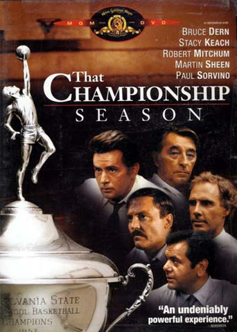 That Championship Season (Fullscreen) (Widescreen) (1982) DVD Movie