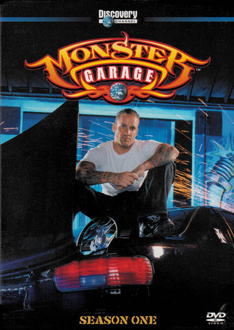 Monster Garage - Discovery Channel - Season One (Boxset) DVD Movie