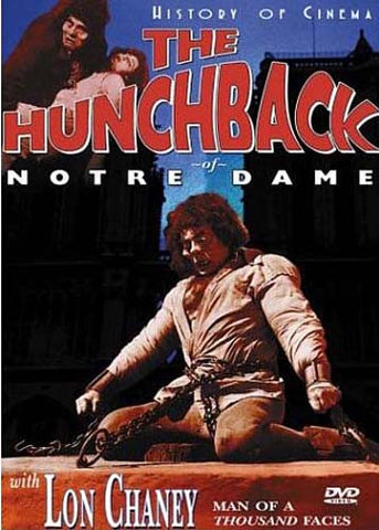The Hunchback of Notre Dame (Silent) (B&W) DVD Movie