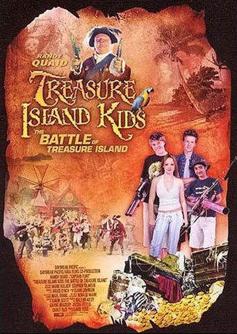 Treasure Island Kids - The Battle Of Treasure Island DVD Movie