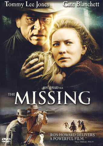 The Missing DVD Movie