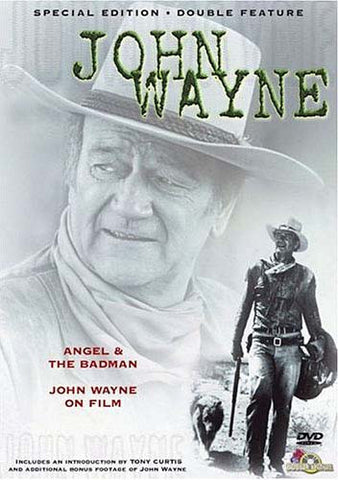 Angel & The Badman / John Wayne on Film DVD Movie