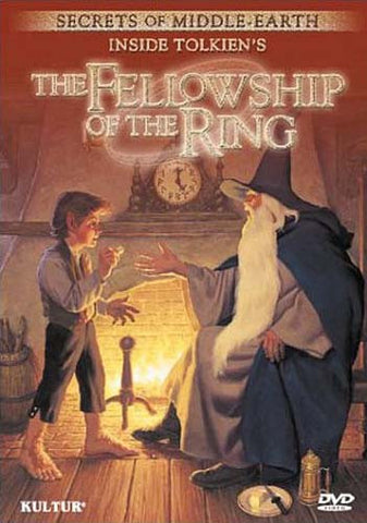 The Fellowship of the Ring - Inside Tolkien's DVD Movie
