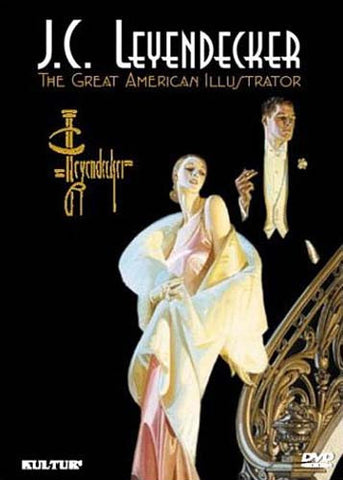 J.C. Leyendecker - The Great American Illustrator DVD Movie