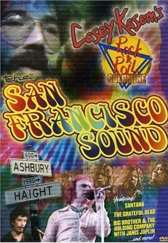 Casey Kasem s Rock n  Roll Goldmine - The San Francisco Sound DVD Movie