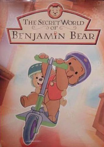 The Secret World of Benjamin Bear DVD Movie
