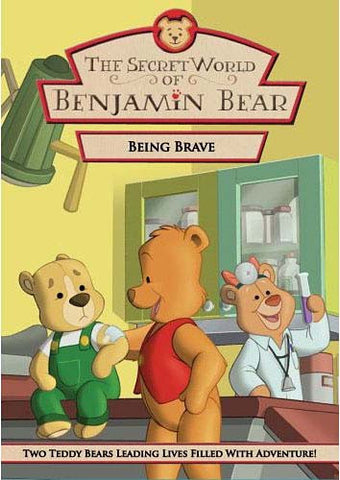 The Secret World of Benjamin Bear - Being Brave DVD Movie